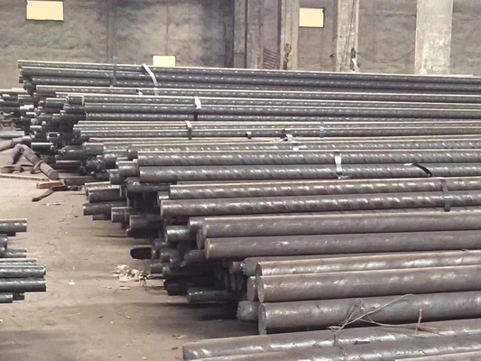 Hot Rolled Stainless Steel Round Bar JIS SUS420J2 Annealed Black Finish