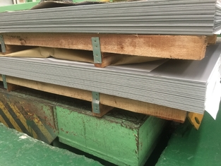 AISI 441 EN 1.4509 DIN X2CrTiNb18 Stainless Steel Sheet , Plate , Strip And Coil