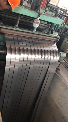 Material 1.4034 Strip X46Cr13 Cold Rolled Stainless Steel Sheet In Coil